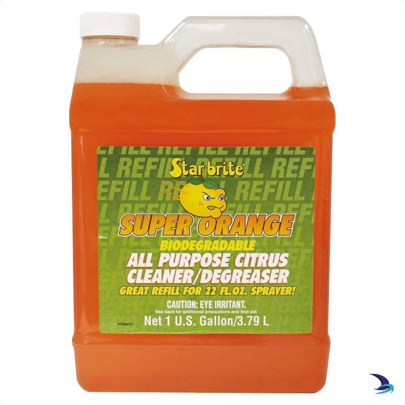 Starbrite - Super Orange All Purpose Citrus Cleaner / Degreaser